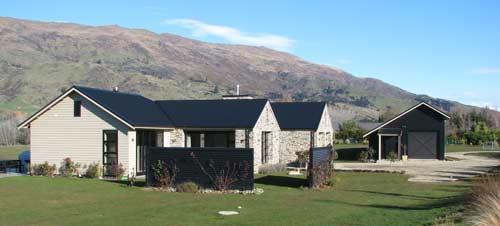 Architectural Home builder, Glenorchy Wanaka, Queenstown