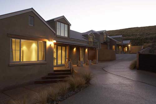 Architectural New BUild, Arrowtown by GLenorchy Builder Mike Kingan